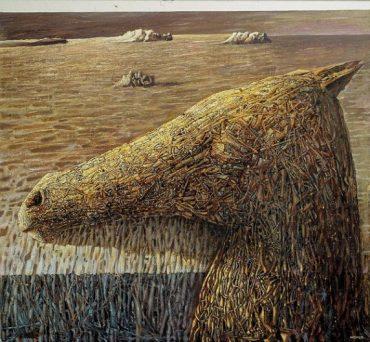 У Європарламенті відкривається виставка Івана Марчука