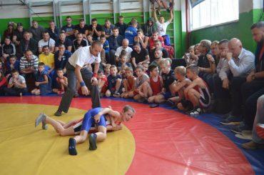 У Збаражі відбувся міжнародний турнір з вільної боротьби