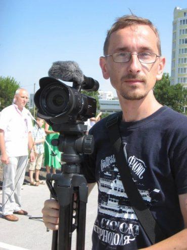 Як журналіст Антон Марчевський з начальником управління транспорту дискутував і ледь не був побитий