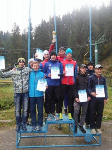 Кременецькі спортсмени святкували перемогу у Ворохті