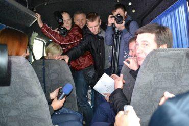 Як віце-прем'єр-міністр Геннадій Зубко у Шумську побував