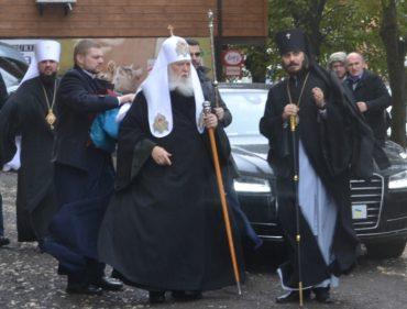 "Як ""заробітчани у рясах"" обдурили Патріарха Філарета у Тернополі"