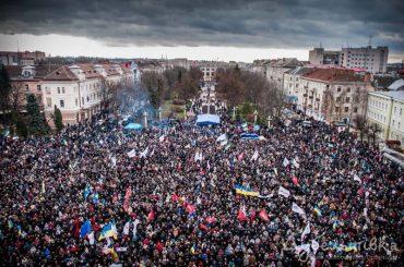 Як розслідували справу крадіжки грошей на тернопільському Майдані