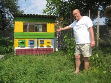 Україна першою серед країн Європи започаткувала, розвиває і досліджує спосіб лікування бджолиним біополем