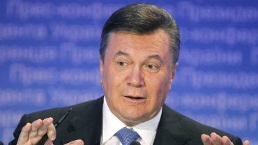 Допит Януковича: о 13 годині відбудеться онлайн-трансляція