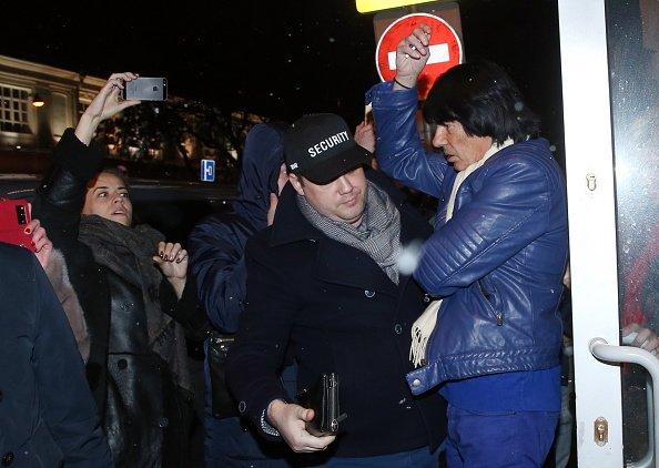 29 листопада в Москві затримали легенду французької музики, лідера відомого гурту Space Дідьє Маруані