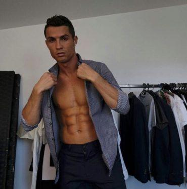 Португальський футболіст Кріштіану Роналду назвав себе гомосексуалістом