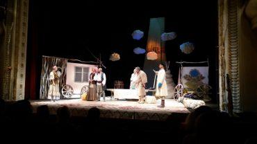 Як наші діди парубкували у тернопільському театрі