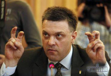 """Сьогодні у Тернополі """"проповідує"""" Олег Тягнибок"""