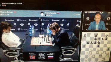 Чемпіон світу з шахів Магнус Карлсен переміг зрадника України Сергія Карякіна