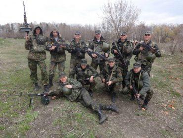 Гарячі донбаські дороги заліщицького райвіськкома майора Івана Михайлецького