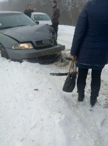 На Шумщині сталася аварія