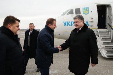 Як журналістам заважали висвітлювати приїзд Порошенка до Чорткова