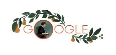 Google вшановує сьогодні пам'ять української письменниці