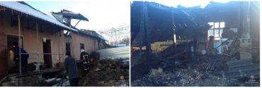 5 грудня на Тернопільщині було чотири пожежі