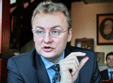 Мер Львова Садовий написав листа голові Тернопільської облдержадміністрації Барні