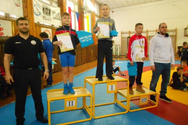 Тернополяни переможці міжнародних змагань в Братиславі