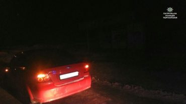 Патрульні зупинили водія у стані наркотичного сп'яніння
