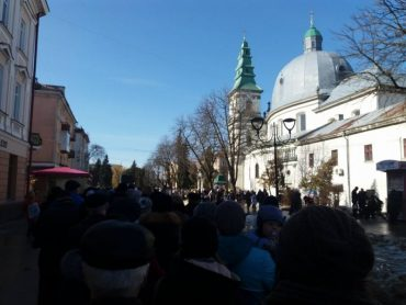 Двері головного храму УГКЦ в Тернополі будуть зачинені сьогодні о 20 годині
