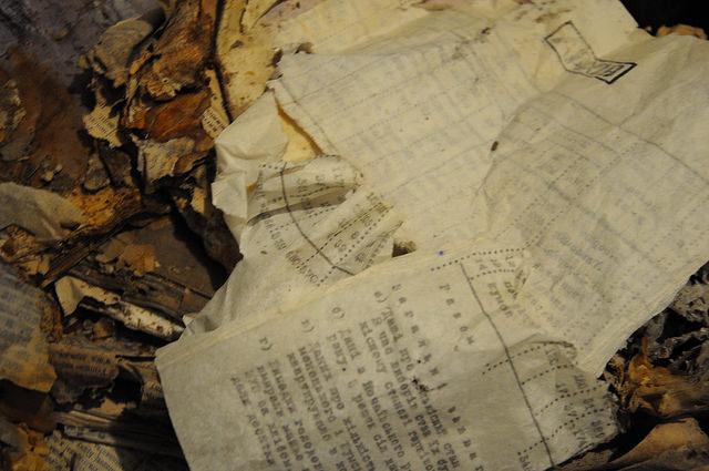 Унікальну добірку архівних документів ОУН знайшла СБУ на Тернопільщині