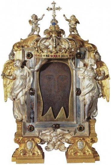 Про нерукотворну ікону Господа нашого Ісуса Христа