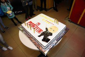 """Кінотеатр """"Сінема Сіті"""" у Тернополі відсвяткував сьому річницю"""