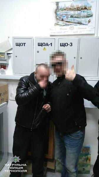 """У тернопільському супермаркеті """"Новус"""" два пияки випили на 1600 гривень"""