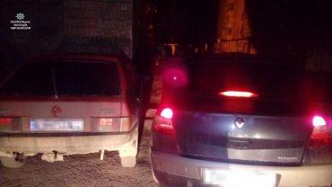 Патрульні зафіксували ДТП, яке вчинив нетверезий водій