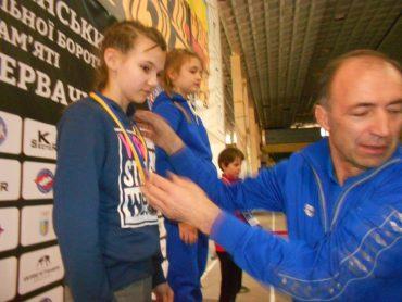 Тернополянка Вероніка Кондратенко виборола ліцензію на участь у чемпіонаті Європи з вільної боротьби