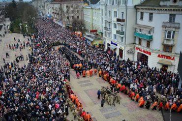 2 квітня у Тернополі відбудеться велелюдна Хресна хода
