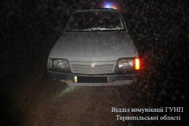 Під колесами легківки у Тернопільському районі загинув чоловік