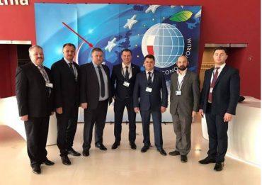Тернопільщина зганьбилася під час європейського конгресу у Кракові