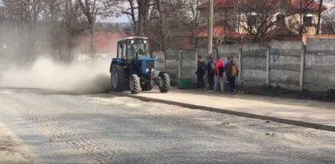 Прибирання по-чортківськи