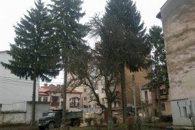 Сьогодні в історичному центрі Тернополя почнеться протест проти забудови