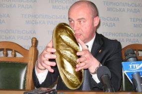 У Києві відкриють парк корупції, а Тернопіль оголосять зоною корупційного надалівського лиха