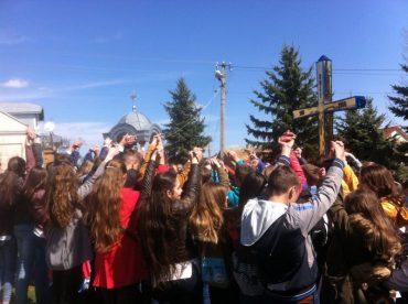Як на Тернопільщині водять Великодні гаївки