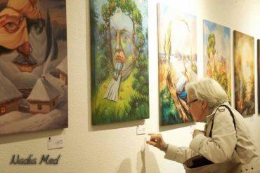 У Барселоні триває виставка робіт художника з Тернопільщини