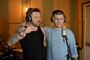 """Кіборг і фронтмен гурту Kozak System записали пісню """"Воля"""""""