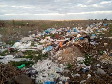 Підгаєччинна тоне в смітті