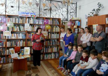 Під час тижня дитячого читання тернопільську обласну бібліотеку для дітей відвідало близько двох тисяч читачів