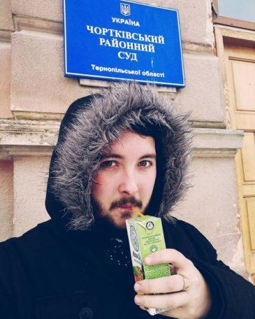 Чортківський блогер виграв суд у підприємця, який хотів його засудити на 10 тисяч гривень