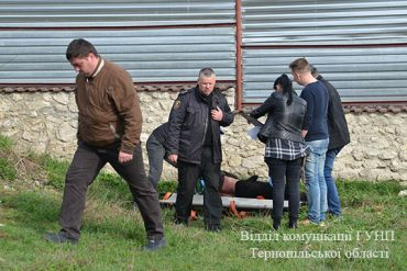 Мешканка Тернопільщини обороняючись, смертельно поранила нападника