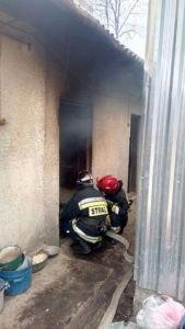 Господарі з Борщова так готували до Великодня, що довелося викликати пожежників