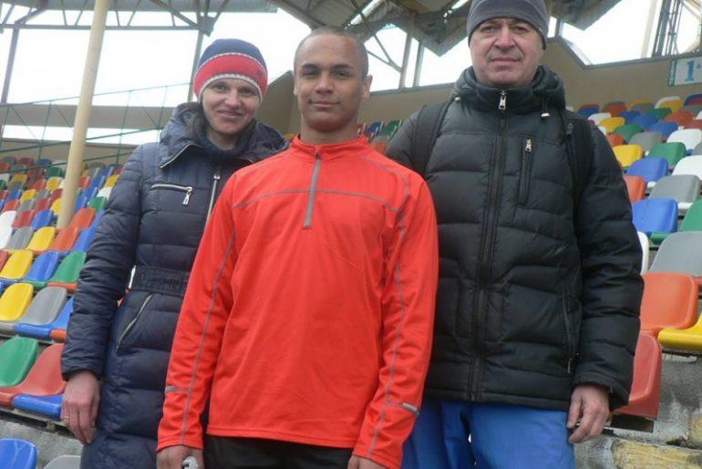 До складу збірної України з легкої атлетики ввійшли тернополяни
