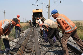 Дорогу з Плотичі до Білої перекриють через ремонт колії