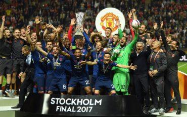 """""""Манчестер Юнайтед"""" виграв Лігу Європи"""
