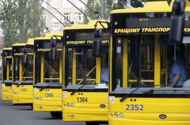 У Тернополі знову зміна руху тролейбусів