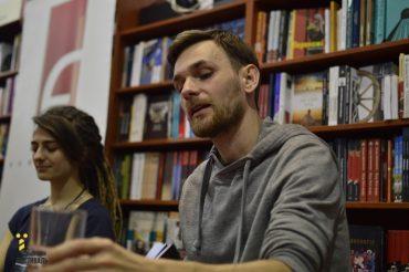 Павло Коробчук у Тернополі дає людям поштовх розвиватися