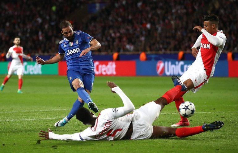 """Монако"" програло вдома ""Ювентусу"" 0-2"