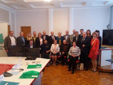 Міністр екології Остап Семерак зазнав дошкульної критики на круглому столі у Тернополі